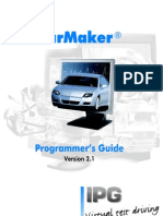 IPG_CarMaker Programmers Guide