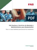FAG - Equipos y Servicios de Montaje y Mantenimiento para Rodamientos.pdf