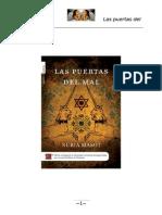 Masot Nuria - Tetralogia Templaria 4 - Las Puertas Del Mal