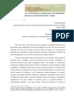 Plantas do axé - sua fundamentação religiosa nos terreiros de umbanda na cidade de Poções-Bahia - Meira, C. S.; Oliveira, M. F. S.