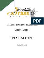 Trumpet Manual FBQ