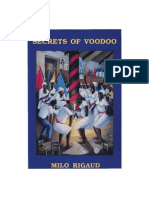 Secrets of Voodoo by Milo Rigaud