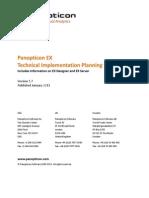 EX 5-7 TechnicalImplementationPlanning