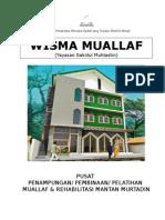 Situs WISMA MUALLAF - Leaflet