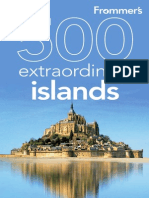 Frommer's 500 Extraordinary Islands [2010]