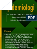Copy of K-1 (Pendahuluan Epidemiologi)