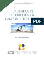 Facilidades de Producci_n en Campos Petroleros - Nivel B_sico.