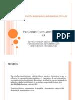 Transmisiones automaticas 43