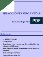 Reacciones Organicas1 y 2
