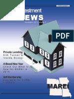 MAREI's Oct/Nov 2013 Newsletter