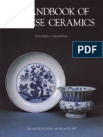 A Handbook of Chinese Ceramics