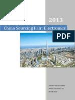La China Sourcing Fair