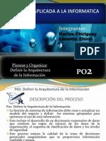 proyecto cobit PO2