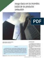 evaluacion riesgos incendios