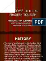 Welcome to Uttar Pradesh Tourism