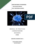 Practica Biologia 2013-II (1-4)