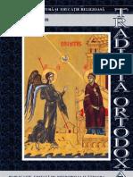 Traditia Ortodoxa 19 martie 2008