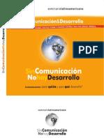 CALANDRIA Sin Comunicacion No Hay Desarrollo