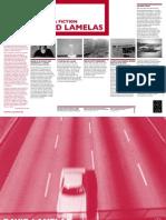 David Lamelas, Time is a Fiction Poster/Programme Notes