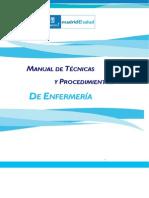 Manual Tecnicas Enfermeria Noviembre