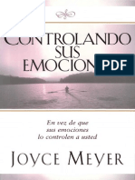 Joyce Meyer - Controlando Sus Emociones