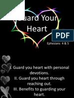 Guard Your Heart Sermon