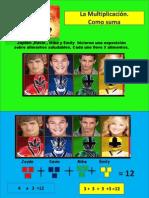 Power Ranger Multipli