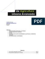 Taller Agricultura Urbana Avanzada