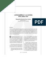 Lectura 3 Latinoamerica y La Cultura en El Siglo XXI