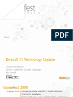 DirectX 11 Technology Update US