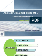 3_Analysis on Laptop Using QFD- The Case of SONY X138JCP