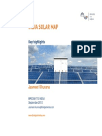 BRIDGE to INDIA_The India Solar Map_presentation