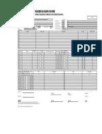 Formulir Blanko Pengisian Kk Form f 1 01 Terbaru Gampong Mesjid Bambong Delima