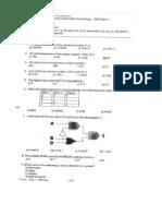 A/L General IT- 2006 -Past Paper