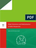 Jihad and Radicalisation