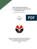 Proposal Praktik Kerja Industri