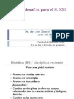 Bioética retos S XXI