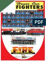 DH-1021 Firemen's Salute