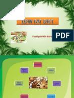 Low Fat Diet Kuliah