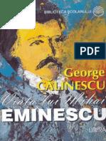 Calinescu George - Viata Lui Mihai Eminescu (Aprecieri)