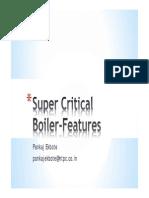 SuperCritical Boiler