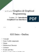 Lect15 GUI Intro