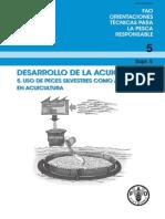 Desarrollo de La Acuicultura-Sup 5