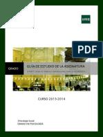 Guia de Estudio 2013-2014
