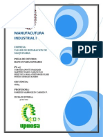 Manufacutura Industrial i