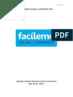 Apostila Facileme Social Commerce