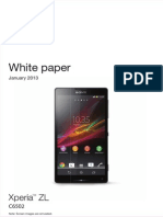 Ebook About Xperia ZL