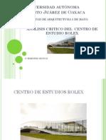 Universidad autónoma Benito Juárez de Oaxaca centro rolex