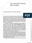 Sorenson Research Filming of Naturally Occuring Phenomena Basic Strategies 1995