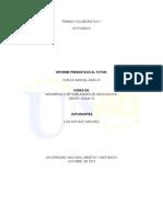 Trabajo Colaborativo 1 Desarrollo de Habilidades de Negociacion